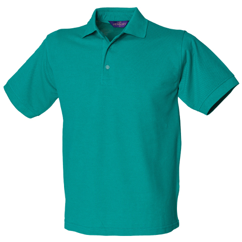 Henbury 6535 Classic piqu polo shirt
