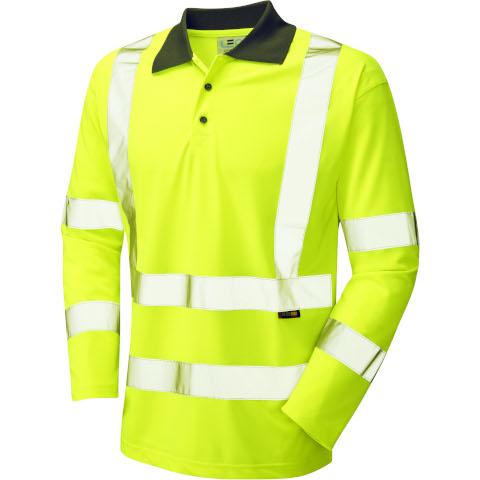 Leo_Workwear_Woolsery_ISO_20471_Class_3_Coolviz_Sleeved_Polo_Shirt_34_718