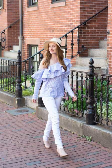 Fashion for skinny tall girls