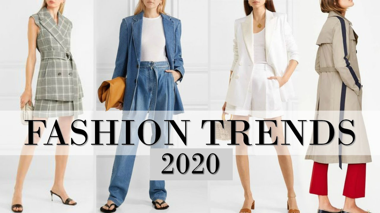 New Fashion Trends 2020